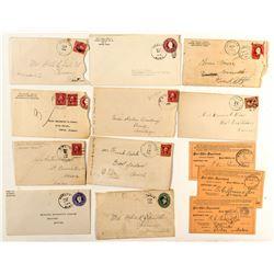 Judith Basin Postal History Collection