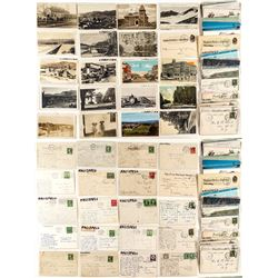 Kalispell Postcard Collection