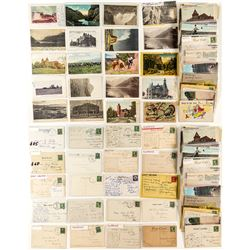 Lewis & Clark County Postcard Collection