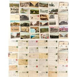 Livingston Postcard Collection