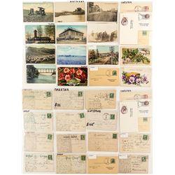 Lucerne County Postcards