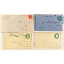 Madison County Manuscript Cover (Set of Four)