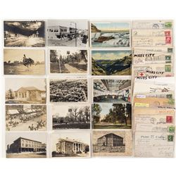 Miles City Postcard Collection