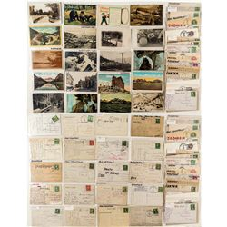 Mineral County Postcard Collection