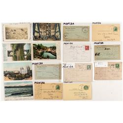 Monida Postcards