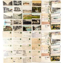 Park County Postcards / Postal Cards