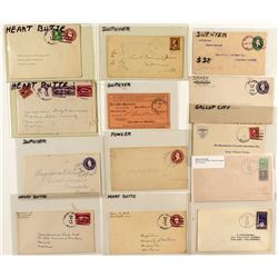 Ponders County Postal History Collection
