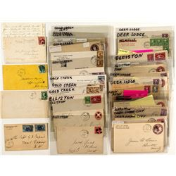 Powell County Postal History Collection