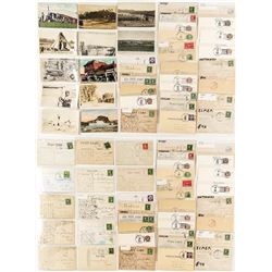 Rosebud County Postcards