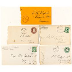 Sheridan, Madison Group of Five Covers