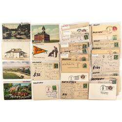 Sheridan County Postcard Collection