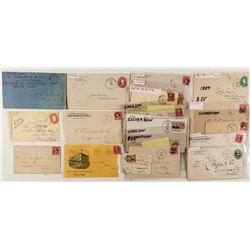 Silver Cow County Postal History Collection