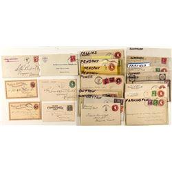 Teton County Postal History Collection
