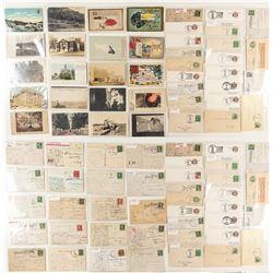 Various Montana Postcards