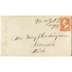 Virginia City, Idaho Territory Manuscript Cover