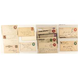 Wheatland County Postal History Colleciton