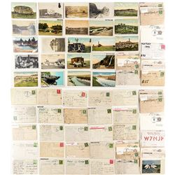 Yellowstone County Postcards / Postal Cards