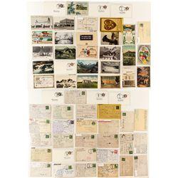 Montana Small County Postcards