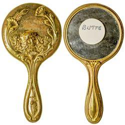 Globe Jewelry & Co. Advertising Mirror
