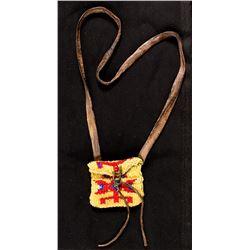 Beaded Medicine Bag