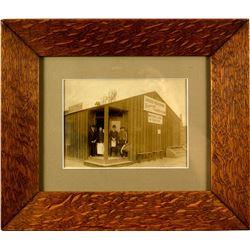 Photo of Julius Hoegemann Sunnyside Saloon