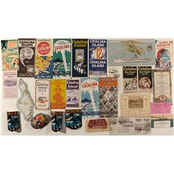 Catalina Ephemera Collection