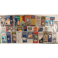 Catalina Pamphlet Collection