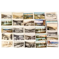 Donner Lake Postcard Collection