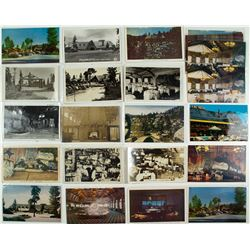 Cal-Neva Postcard Collection