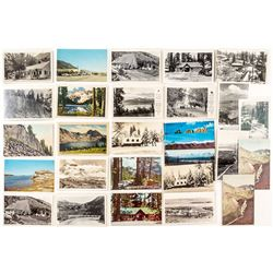 Mono Lake & Surrounding Area Postcards