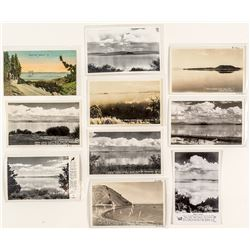 Mono Lake Postcards