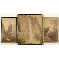 Yosemite Photographs by Taber