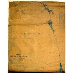 Contra Costa Basin Tidelands Map