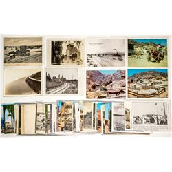 """Over 50 Postcards From """"C""""  Towns"""