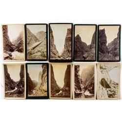Ten Photographs of Royal Gorge