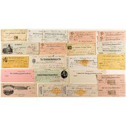 Colorado Check Collection (25)