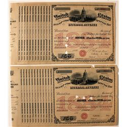 Brewer Revenue Stamps