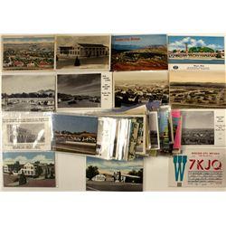 Boulder City Postcards (Hoover Dam)