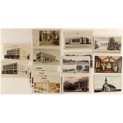 14 Minden, Gardnerville, and Dayton postcards