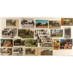Genoa Postcard Collection