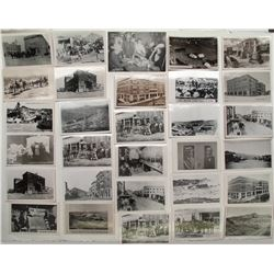 Reproduction Goldfield Real Photo Postcards