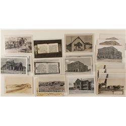 Goldfield Real Photo Postcards