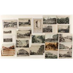 Goldfield Street Views Postcards