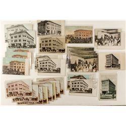 Goldfield Bank Postcards
