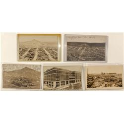 Choice Goldfield Real Photo Postcards