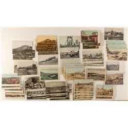 Goldfield Mines Postcards