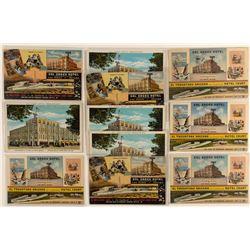 Sal Sageu Hotel Postcard Group