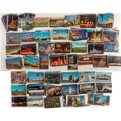 Las Vegas Chrome Post Card Collection (461 Postcards)