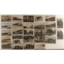McGill, White Pine, Nevada Postcard Collection