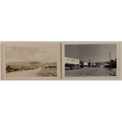 Two Mountain City Postcards